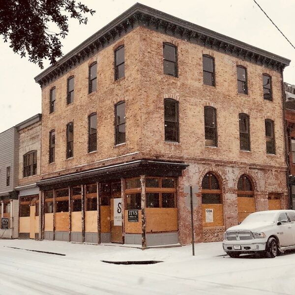 Savannah Spirits Restaurant Historic Restoration