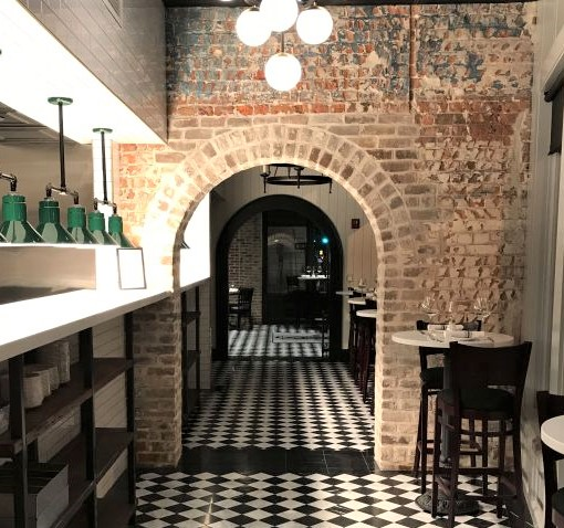 Savannah Spirits Restaurant Historic Masonry Restoration