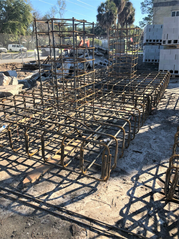 Senior Citizens Inc Rebar Fabrication