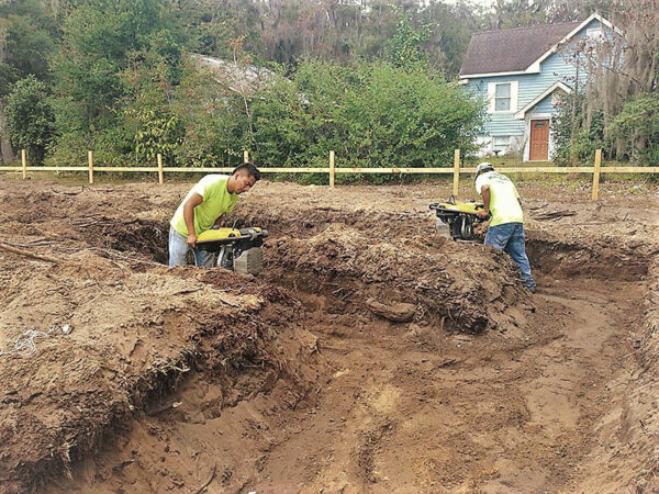 Soil Compaction for Foundation